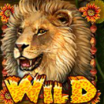 Happy Jungle online automat - wild symbol