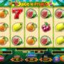 Herní casino automat Juice'n'Fruits