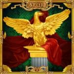 Bonusový symbol ze hry automatu Luxury Rome HD