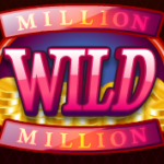 Wild symbol ze hry Million Cents HD online