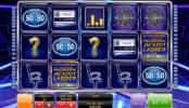 Obrázek z online automatu Millionaire bez registrace