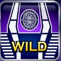 Wild symbol ze hry Millionaire online zdarma