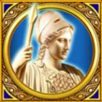Scatter symbol ze hry automatu Odysseus online