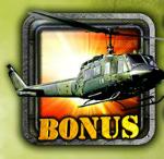 Bonusový symbol výherního automatu Platoon