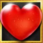 Herní online automat Queen of Hearts Deluxe - wild symbol