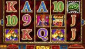 Online herní automat zdarma Royal Cash