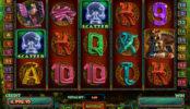 Online kasino automat Spirits of Aztec