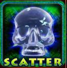 Obrázek ze hry automatu Spirits of Aztec