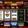 Herní casino automat Super Lucky Reels zdarma