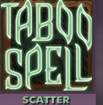 Scatter symbol - Taboo Spell