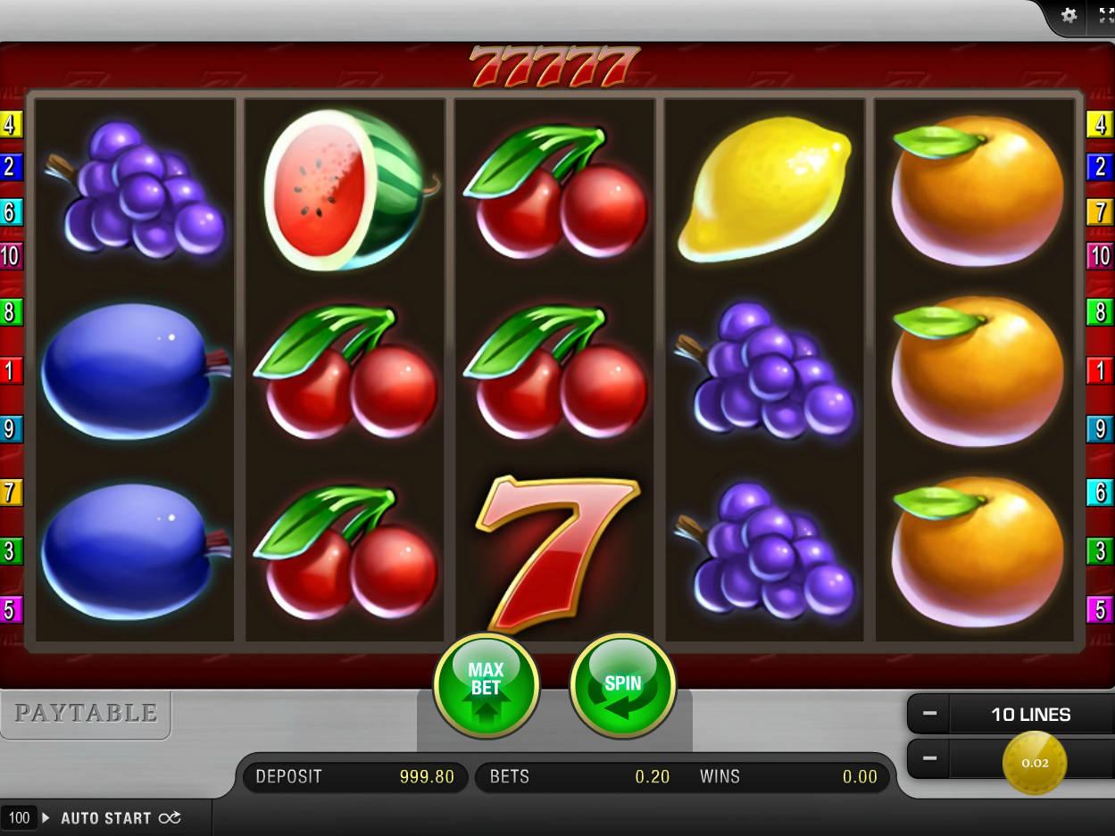 77777 casino