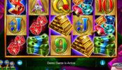 Kasino automat Cash Cave online