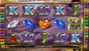 Herní casino automat Crystal Gems