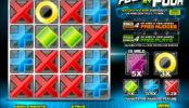 Herní automat Four by Four bez registrace