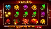 Hrací kasino automat Gung Pow online