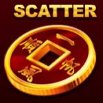 Scatter symbol ze hry automatu Gung Pow