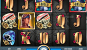 Herní kasino automat Guns'n Roses