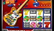 Online kasino automat Hard Will Rock
