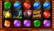 Výherní automat Hot Gems bez registrace