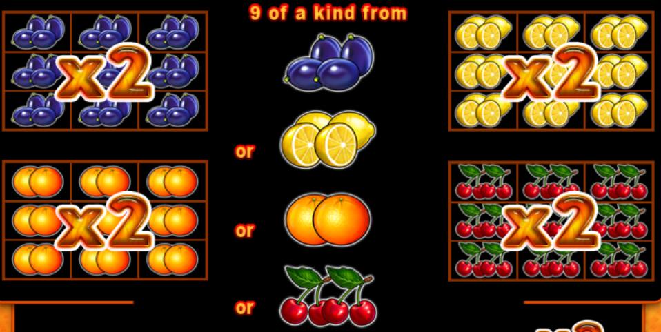 Obrázek ze hry Lucky Hot bez vkladu