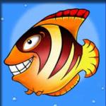 Wild symbol ze hry automatu Ocean Rush online