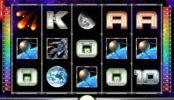 Obrázek ze hry automatu Space Race online