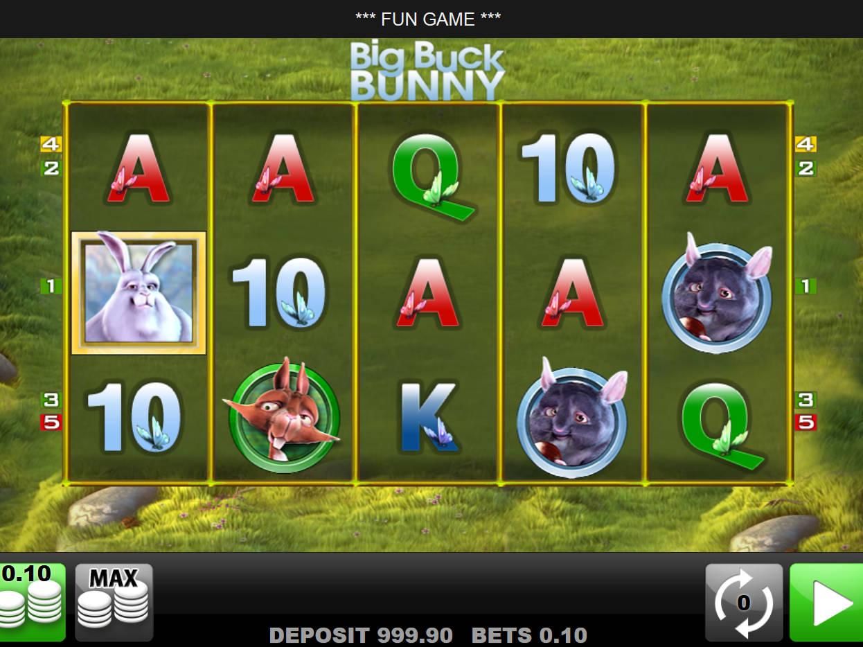 Big Buck Bunny - Casumo Casino