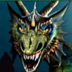 Speciální symbol ze hry automatu Dragon's Treasure II