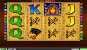Výherní online automat Fire of Egypt pro zábavu
