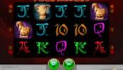 Herní online automat First Dynasty bez vkladu