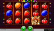 Herní automat zdarma Fruitopia pro zábavu