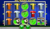 Herní automat online Gold Cup