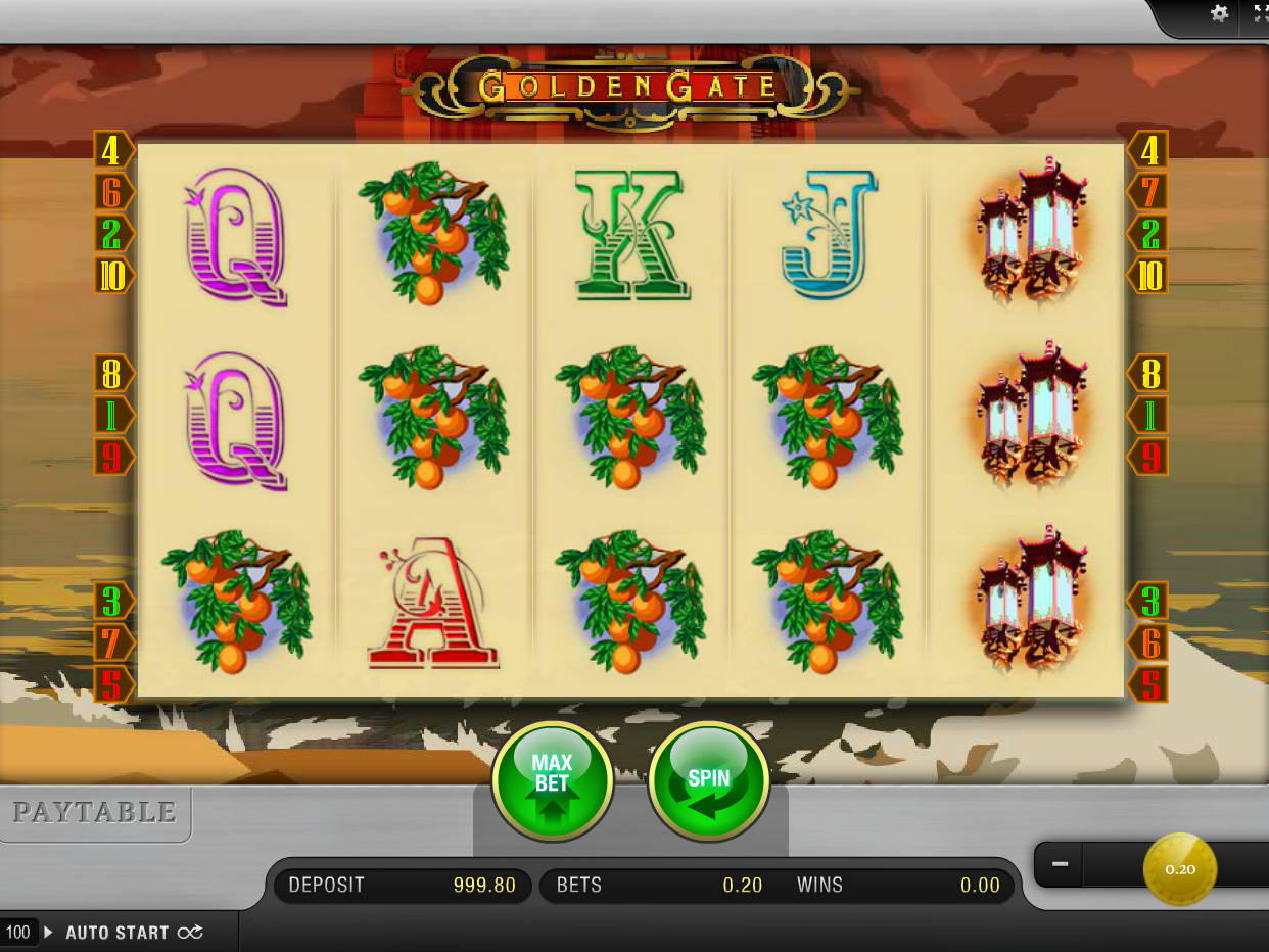 golden casino online  automat