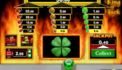 King of Luck automat zdarma online