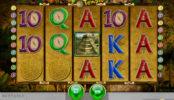 Hrací kasino automat Lost Temple zdarma