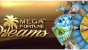 Výherní automat Mega Fortune