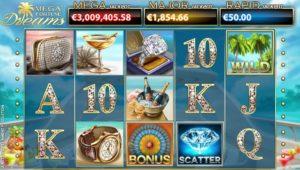 online automat mega fortune dreams