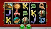 Online kasino automat Mystic Dragon