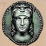 Wild symbol ze hry automatu Pharos II online