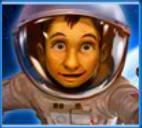 Online výherní automat Spacemen II - scatter