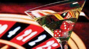 Jeden z triků kasin - alkohol zdarma