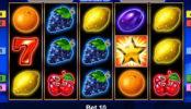Obrázek ze hry automatu Amazing Stars online
