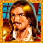 Obrázek wild symbolu ze hry Captain Ventre online