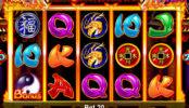 Herní kasino automat Dragon's Wild Fire online