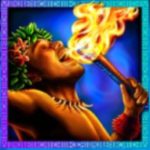 Symbol wild ze hry automatu Flame Dancer online