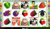 Online automatová hra Fruit Farm zdarma