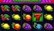 Online herní automat Fruitilicious