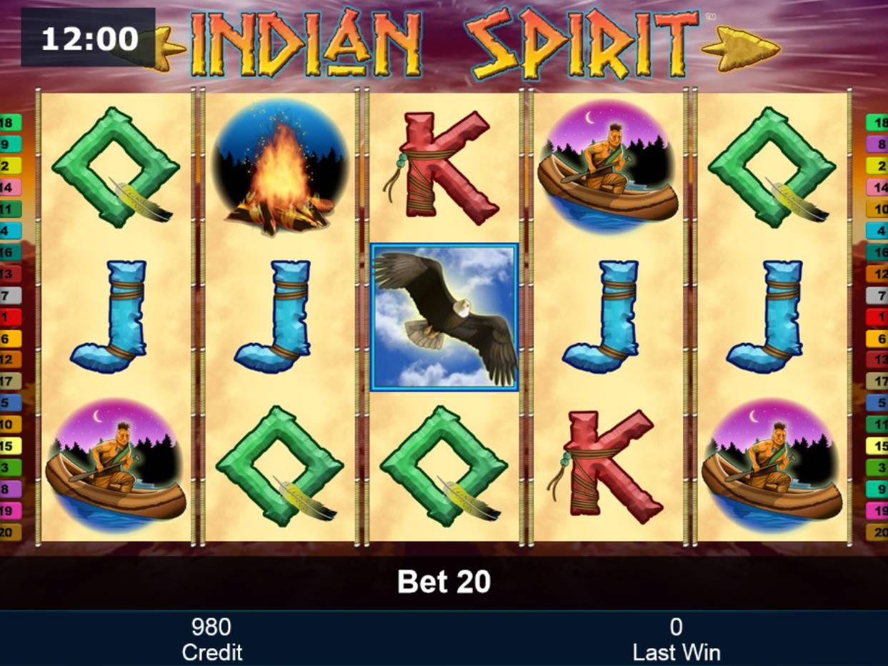 online casino sites indian spirit