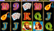 Kasino automat King's Jester online