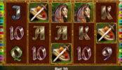 Výherní online automat Knights Quest zdarma